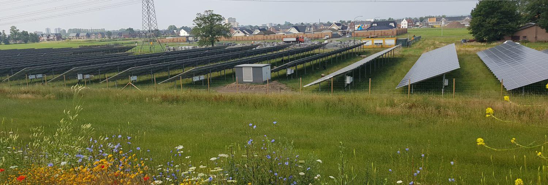 Zonnepark Apeldoorn
